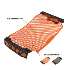 Radiator Guard Protect For KTM Duke 790 2018 2019  Black Orange Motorcycle