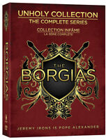 The Borgias - Unholy Collection (The Complete  New DVD