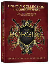 The Borgias - Unholy Collection (The Complete  New DVD