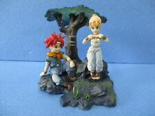 Chrono Trigger Formation Arts Figure Crono & Marle Japan Square Enix