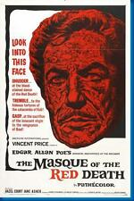 Masque Of Red Death The Movie Poster24in x 36in