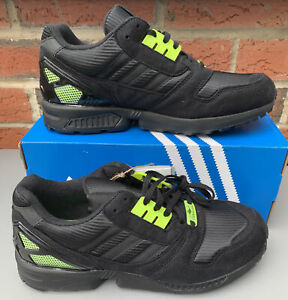 Adidas Originals ZX 8000 BNIBWT UK8 Deadstock Limited Edition Black
