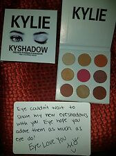 Burgundy Kyshadow Palette Eyeshadow Make-up ++FREE CARD!