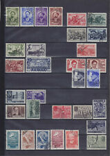 RUSSIA 1940, COMPLETE YEAR SET, USED