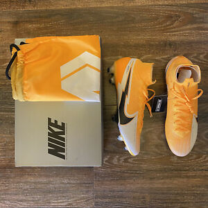 Nike Mercurial Superfly 7 Elite FG Soccer Cleats SIZE 9 Laser Orange AQ4174-801