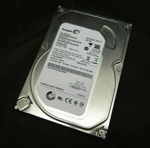 Disque dur SEAGATE 500GB ST3500413AS SATA III