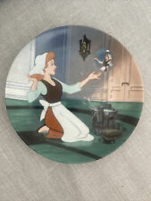 One Sweet Nightingale Collector Plate Cinderella Plate Number 2718 c