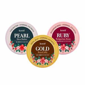 Koelf Eye Patch 3 Types PEARL, GOLD, RUBY EYE PACTH