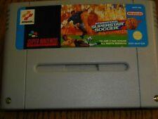 International Superstar Soccer DELUXE Super Nintendo
