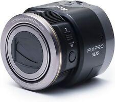 Kodak PixPro SL25 Smart Lens Camera 16MP, 25x Optical Zoom, Full HD - Black