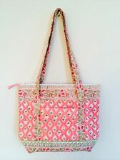 Block Print Cotton Shoulder Bag from India