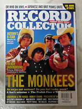 RECORD COLLECTOR August 2015 MONKEES Motown DR WHO On VINYL Hollies ELTON JOHN