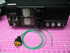 Shortwave/Communication Receiver Basic Ground Wire - Listening/Svc Ground
