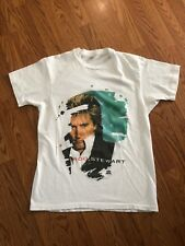 Vintage 1991 Rod Stewart Vagabond Heart Tour T Shirt Tee Mens L/Xl Concert Rock
