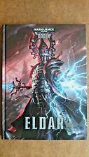 Warhammer 40,000 - Codex: Eldar by Games Workshop (Hardback, 2013)