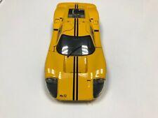 EXOTO 1:18 1967 Ford GT40 Mk IV Cod RLG18050X Sebring 12 Hours Prototype Yellow