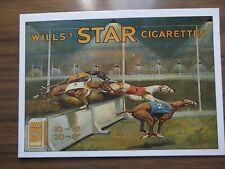 Greyhound Racing Star Cigarettes Sporting Memories Series Robert Opie Advert