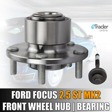 FORD FOCUS 2.5 ST MK 2 (2005-2011) FRONT WHEEL BEARING HUB NEW QUALITY