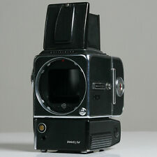 HASSELBLAD 500 EL/M WITH A12 FILM BACK IN GOOD CONDITION !