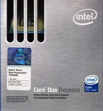INTEL CORE DUO T2300E 1.6GHZ 667FSB 2MB CACHE SOCKET 478 -NICE!