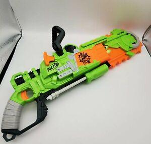 Nerf Zombie Strike Brainsaw Spiny Saw Blade Blaster Toy Gun Brain Saw
