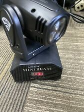Lixada Mini Moving Head Sound Activated RGBW Stage Light master-slave auto ru...