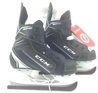 CCM Ice Hockey Skates Tacks 9040 YT Youth Size 9 US Pre-Shapened Blades In Box