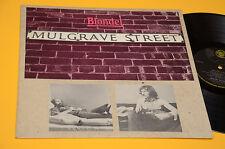 BLONDEL LP MULGRAVE STREET 1°ST ORIG UK PROG 1974 EX+ A1/B1 TOP COLLECTORS