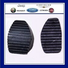 Genuine New Peugeot 207 208 2008 Clutch & Brake Pedal Rubbers Pads 450414 213040