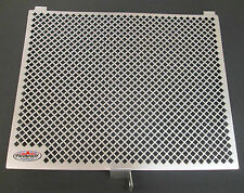 SUZUKI GSXR600 (03-05) BEOWULF RADIATOR PROTECTOR, GUARD, COVER SILVER S017AS