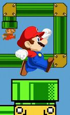 Super Mario Bros. Nintendo Pop Art Signed Ltd. Ed. Print by John Lathrop