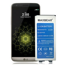 MAXBEAR A+ 3.85V 3500mAh Battery replacement For LG G5 US992 US Cellular Phone