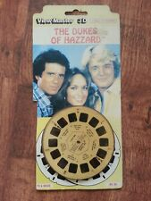 VIEWMASTER 3D THE DUKES OF HAZZARD SLIDES 3 REELS COMPLETE ORIGINAL PACKAGING