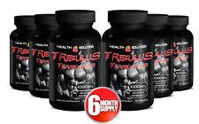 Tribulus Terrestris - Testosterone Booster - Muscle Mass Supplement Tablets - 6B