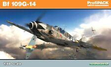 Eduard Profipack 1:48 Messerschmitt Bf 109G-14 Aircraft Model Kit