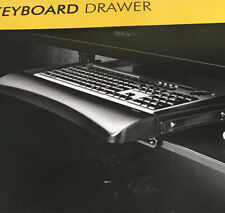 Keyboard Drawer New  Computer Followes Fits Most Keyboards