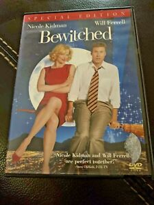 Bewitched (DVD, 2005, Special Edition)