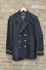 Genuine Canadian Forces Navy Service Dress Coat Jacket Size 7342 Black