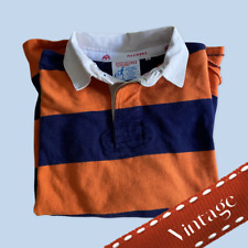 Vintage MAXMORE Rugby Polo Long Sleeve