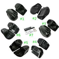 Lower Vented Leg Fairing Glove Box Speaker Pods For Harley Street Glide 14-20 US