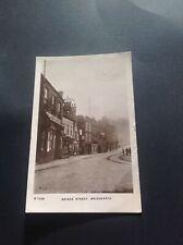 Bridge Street Bridgnorth Shropshire