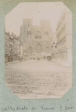 Cathédrale de Vienne (Isère). Citrate 1897.