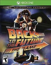 Back to the Future: The Game - 30th Anniversary (Xbox One) BRAND NEW SEALED
