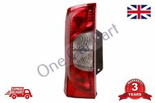 PEUGEOT BIPPER 2008 ON Left Hand Side Rear Tail Lamp Light Brand New