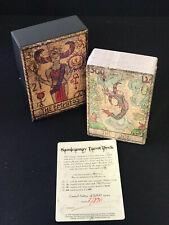 SAMIRAMAY TAROT Limited Edition Numbered of 890 copies Wonderful No Baba Studio
