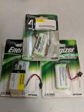 Energizer Cordless Phone Rechargeable 2.4V NiMH Battery ERP152GRN NOB
