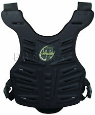 Tippmann Paintball Hard Chest Body Armor - Black