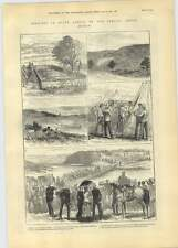 1881 South Africa Officers Graves Mount Prospect Bronkers Spruit