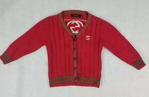 Crop Cardigans for Girls Kids Red Cardigans Girls,4Y