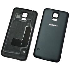 Gris Oscuro Carcasa Trasera Batería Apto para Samsung Galaxy S5 Neo G903F